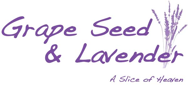 grape seed and lavender